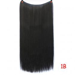 24 Pulgadas de cabello...