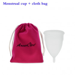Copa Menstrual de Silicona...