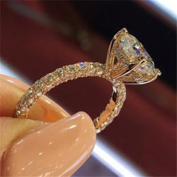 Anillo con diamante para...