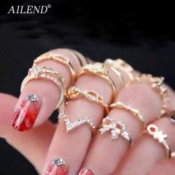 Variados anillos para mujer...
