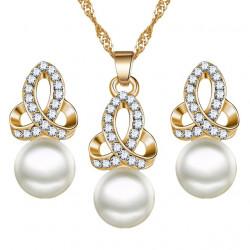 Conjunto de perlas con...