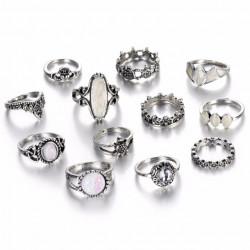 Paquete de anillos de 12...