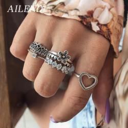 Conjunto de anillos con...