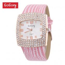 Delicado Reloj femenino con...