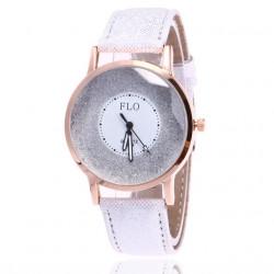 Reloj con forma de  gema...