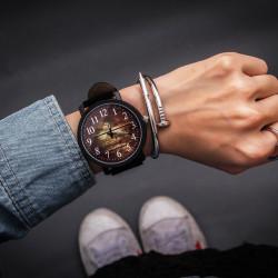 Reloj Unisex Elegante y...