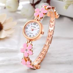 Reloj femenina de correa...