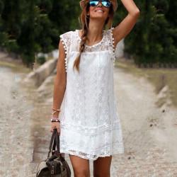 Hermoso Vestido de Encaje