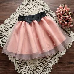 Mini Falda con Detalles...