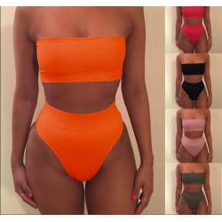 Conjunto de Bikini Casual...