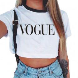 Moderno Crop Top Vogue y...